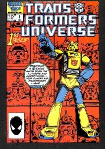 Transformers Universe #1 (1986)