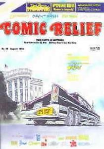 Comic Relief (magazine) #55 FN; Page One | save on shipping - details inside