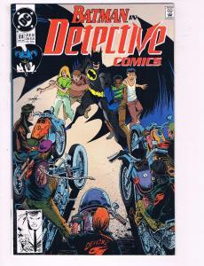 Detective Comics #614 VF DC Comic Book Batman DE7