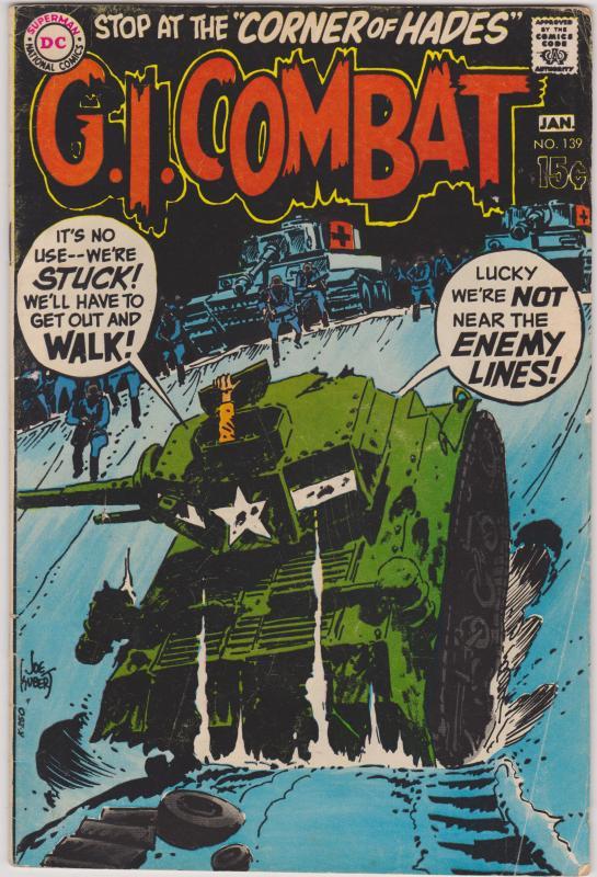 G.I. Combat #139