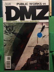 DMZ #17 Public Works 5 of 5