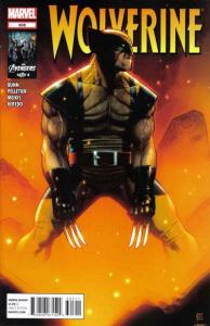 Wolverine (2012 series) #305, NM (Stock photo)