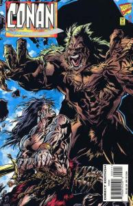 Conan #5 VF/NM; Marvel | save on shipping - details inside