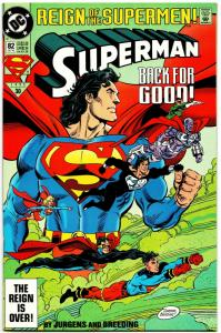 Superman #82 (DC, 1993) VF/NM