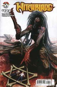 Witchblade #123A VF/NM; Image | save on shipping - details inside