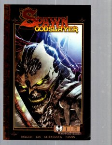 12 Image Comics Spawn Godslayer #1 2 3 4 5 6 7 8 Spawn Wildc.a.t.s #1 2 3 EK17
