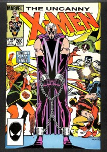 The Uncanny X-Men #200 (1985)