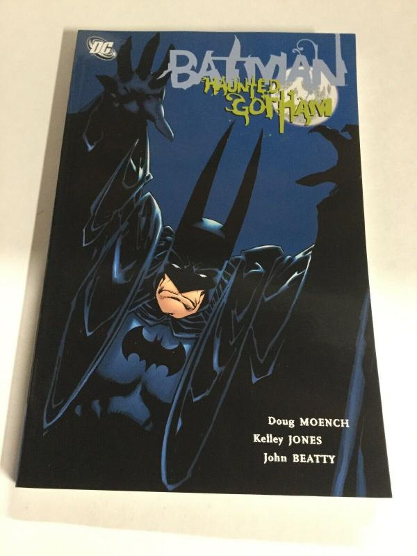 Batman Haunted Gotham Nm Near Mint DC Comics SC TPb