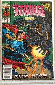 Doctor Strange, Sorcerer Supreme #34 (1991)