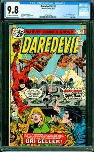 Daredevil #133 (Marvel, 1976) CGC 9.8