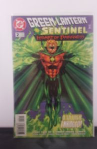 Green Lantern / Sentinel: Heart of Darkness #2 (1998)