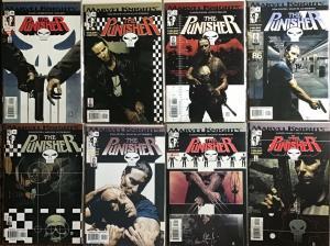 PUNISHER MARVEL VOLUME 6 #9-16 UNREAD NM GARTH ENNIS STEVE DILLON