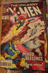 The Uncanny X-Men 308 VG