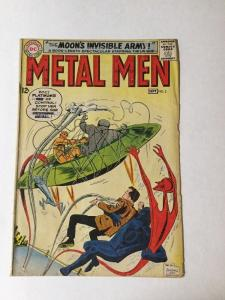 Metal Men 3 Vg- Very Good - 3.5 Silver Age