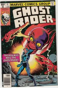 Ghost Rider, The #41 (Feb-80) NM/NM- High-Grade Ghost Rider