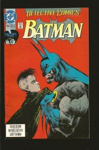 DC Comics Detective Comics Batman No 655 January 1993