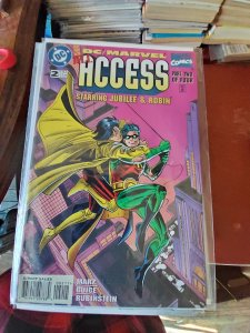 DC/Marvel: All Access #2 (1997)