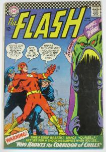 FLASH #162 (DC) June, 1966  VERY GOOD