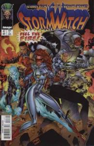 Stormwatch #47 VF/NM; Image | save on shipping - details inside