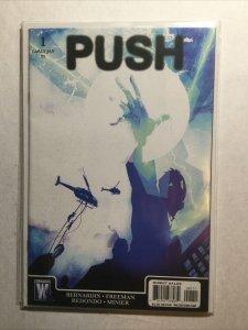 Push 1 2 Near Mint Nm Wildstorm