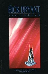 Tundra Sketchbook Vol 4 The Rick Bryant Sketchbook - 1991