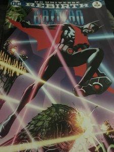 DC Batman Beyond #3 DC Rebirth Mint