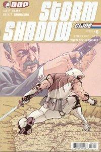 G.I. Joe: Storm Shadow #6, NM + (Stock photo)