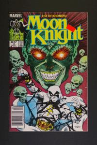 Moon Knight #3 September 1985