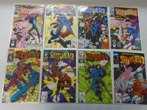 Sleepwalker 30 different run #1-28, 30, +Special avg 8.5 VF+ (1991-93)