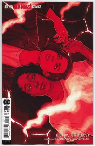 Low Low Woods #1 Frison Card Stock Variant (DC, 2020) NM