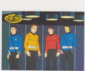 2003 Star Trek Animated Adventures Promo Card #P2