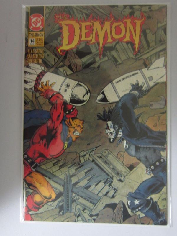Demon (1990 3rd Series) #14 - VF/NM 9.0 - 1991