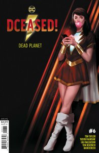 DCEASED DEAD PLANET #6 (OF 7) CVR C BEN OLIVER MOVIE HOMAGE CARD STOCK VARIANT