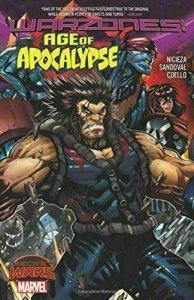 AGE OF APOCALYPSE TP WARZONES - MARVEL COMICS - 2015
