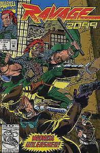 Ravage 2099 #2 VF/NM; Marvel | save on shipping - details inside