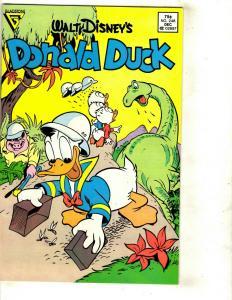 Lot of 12 Comics Donald # 248 253 254 255 256 257 258 (2) 259 260 261 262 WS8