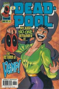 Deadpool #6 NM BEAUTIFUL UN READ COPY $11.00