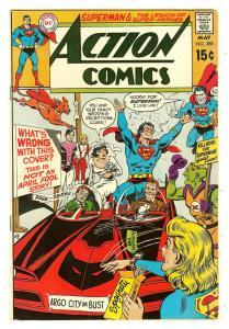 Action Comics 388   Sgt. Rock