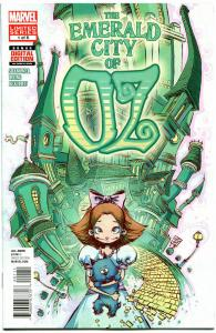 EMERALD CITY of OZ #1, NM, WIzard, Eric Shanower, Young, 2013, more in store