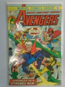 The Avengers #138 4.0 VG (1975)