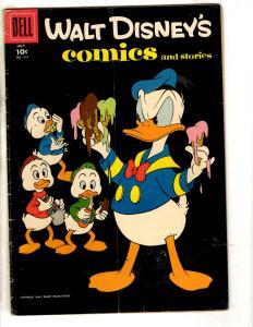 Walt Disney's Comics & Stories # 214 VG Dell Comic Book Donald Duck JL3