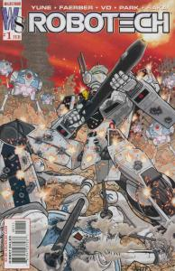 Robotech (Wildstorm) #1 VF/NM; WildStorm | save on shipping - details inside