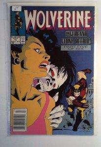 Wolverine #15 (1989) Marvel 7.5 VF- Comic Book Newsstand