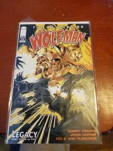The Astounding Wolf-Man #23 (2010)
