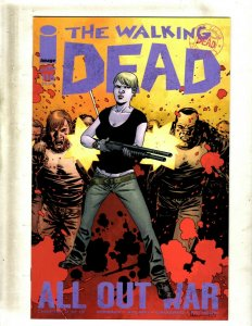 Lot Of 6 Walking Dead Image Comic Books # 116 117 118 119 120 121 Negan RP4