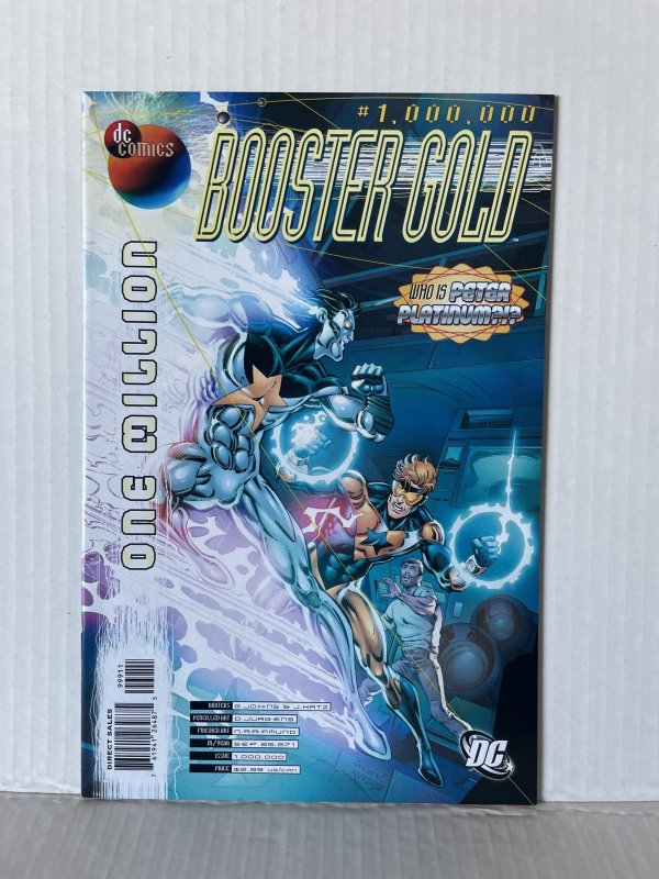 Booster Gold #1000000 (2008) Unlimited Combined Shipping