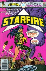 Starfire (1976 series) #1, VF- (Stock photo)