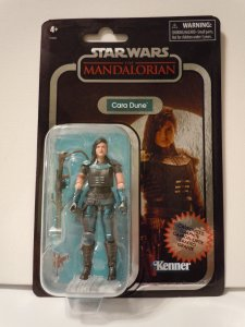 Star Wars The Vintage Collection Cara Dune 3.75-inch Figure