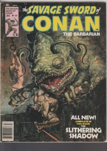 Savage Sword of Conan #20 (Marvel, 1977)