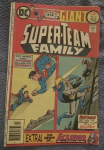 Super-Team Family #5 (1976) VF